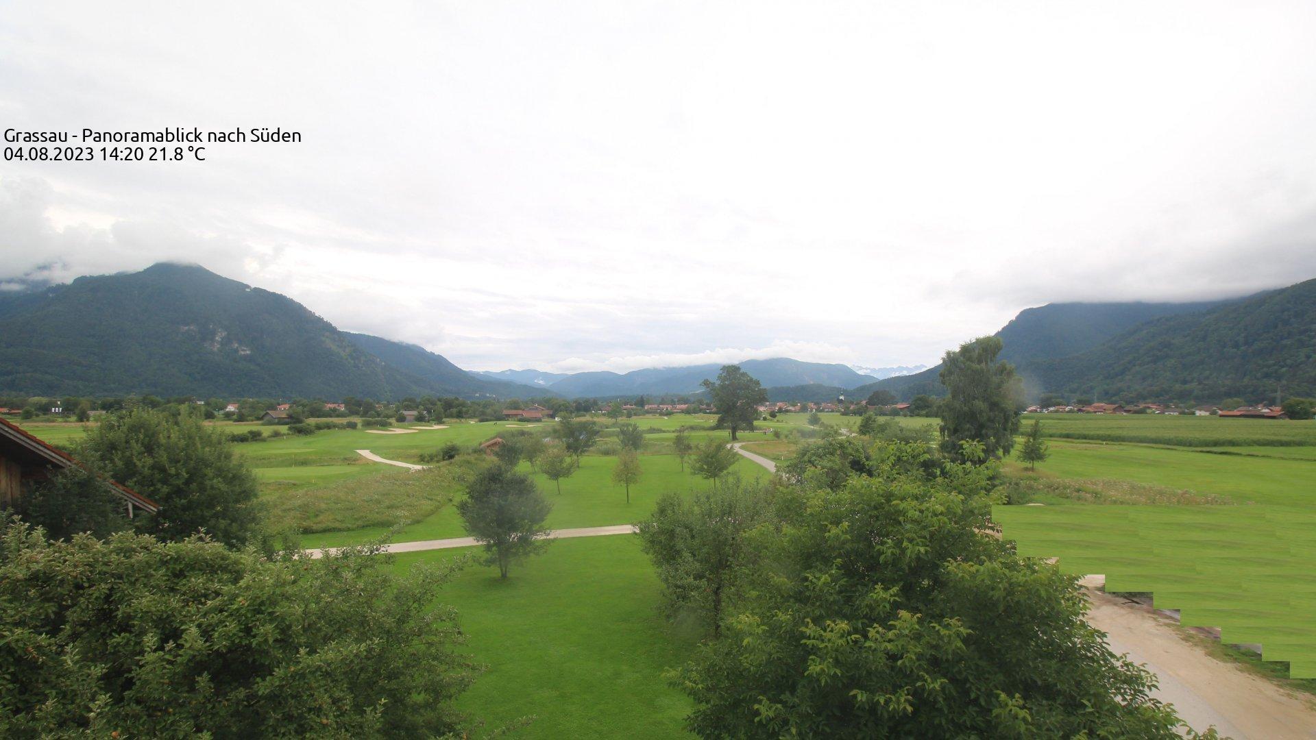 Grassau Wetter